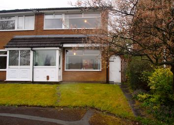 Thumbnail 3 bed property to rent in Westbank Road, Lostock, Bolton