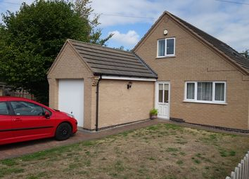 Thumbnail 3 bed detached bungalow to rent in Gallimore Close, Glenfield, Leicester