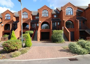 Thumbnail 4 bed town house for sale in Old Mill Close, Exeter
