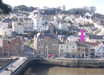 Thumbnail Commercial property to let in The Quay, Bideford