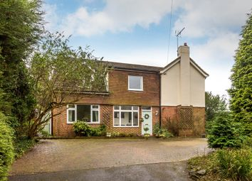 Thumbnail 5 bedroom detached house for sale in Quarry Road, Oxted