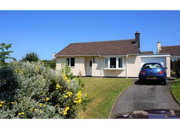 Thumbnail 2 bed detached bungalow for sale in Prouts Way, Launceston