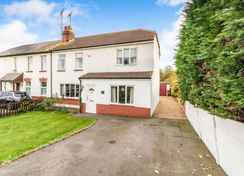 Thumbnail 4 bed semi-detached house for sale in Station Road, Rainham, Gillingham