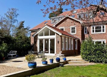 Thumbnail 3 bed terraced house to rent in Old Avenue, St. Georges Hill, Weybridge