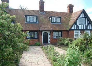 Thumbnail 2 bed terraced house for sale in Ferry Road, Bawdsey, Woodbridge
