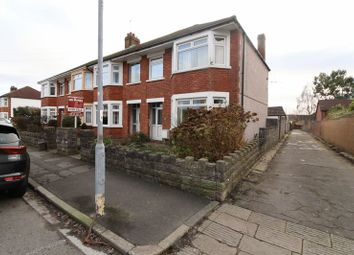 Thumbnail 3 bedroom end terrace house for sale in Norbury Road, Fairwater, Cardiff