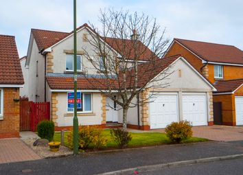 Thumbnail 4 bedroom detached house for sale in Alloway Wynd, Larbert, Falkirk, Stirlingshire
