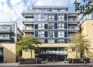 Thumbnail 2 bed flat for sale in Drew House, 21 Wharf Street, London