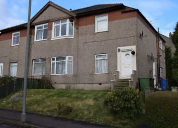 Thumbnail 3 bed flat for sale in 18 Gifford Drive, Hillington