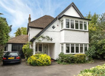 Thumbnail 4 bedroom detached house for sale in Ember Lane, East Molesey, Surrey