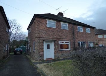 Thumbnail 2 bed semi-detached house to rent in Latham Road, Sandbach