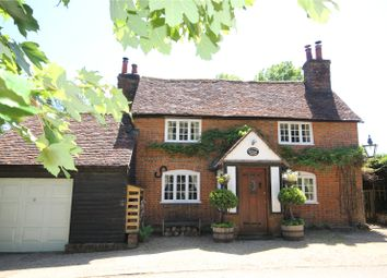 Thumbnail 3 bed detached house for sale in Lower Gustard Wood, Wheathampstead, Herts