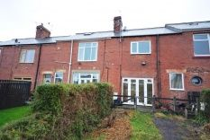 Thumbnail 2 bed terraced house to rent in Browns Terrace, Langley Park