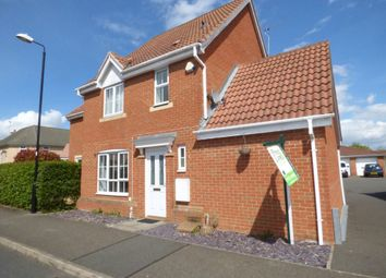 Thumbnail 3 bed terraced house to rent in Daymond Street, Peterborough