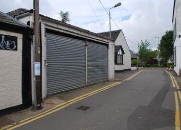Thumbnail Parking/garage for sale in Bean Row, Falkirk