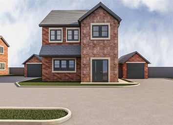 Thumbnail 4 bedroom detached house for sale in Plot 3 Kates Beck, Parkett Hill, Scotby, Carlisle, Cumbria