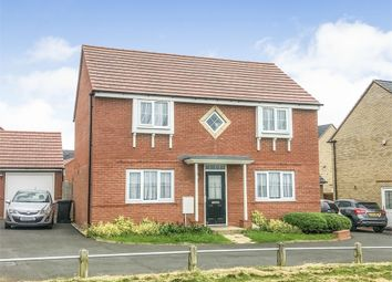 Thumbnail 4 bed detached house for sale in Livingstone Road, Corby, Northamptonshire