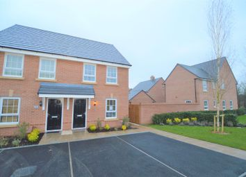 Thumbnail 2 bed semi-detached house to rent in Ettrick Way, Lubbesthorpe, Leicester