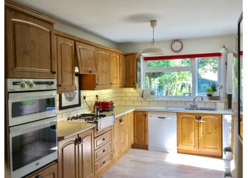 Thumbnail 3 bed terraced house for sale in Alwold Crescent, London