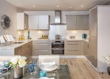 "Thumbnail 3 bed flat for sale in ""Challow House"" at Hambridge Road, Newbury"