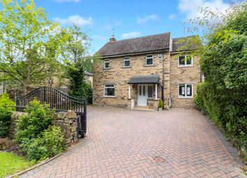 Thumbnail 4 bed detached house for sale in Moor Road, Bramhope, Leeds