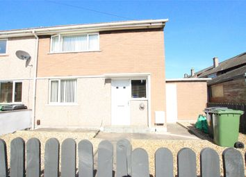 Thumbnail 2 bed end terrace house for sale in 4 Castlerigg Drive, Carlisle, Cumbria