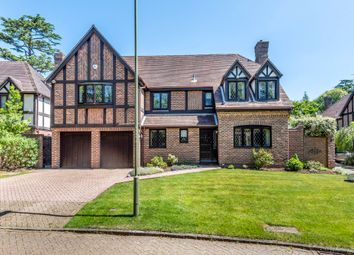 Thumbnail 5 bed detached house for sale in Berryfield Close, Bickley, Kent