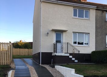 Thumbnail 2 bed semi-detached house for sale in Dunlop Terrace, Ayr