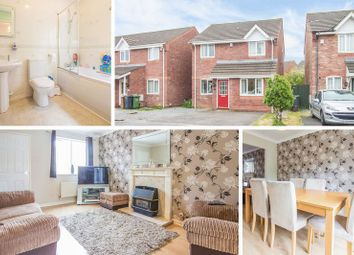 3 Bedrooms Detached house for sale in Harrison Drive, St. Mellons, Cardiff CF3