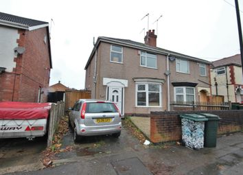 3 bed semi-detached house for sale in Bell Green Road, Coventry CV6