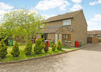 Thumbnail Maisonette for sale in Fotheringay Gardens, Cippenham, Slough