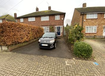 3 bed semi-detached house to rent in Burrfield Drive, Orpington BR5
