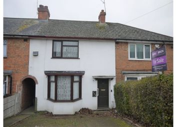 Thumbnail 3 bed terraced house for sale in Pool Farm Road, Birmingham