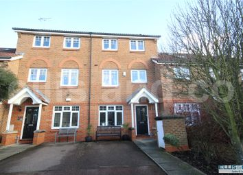 Thumbnail 3 bed terraced house for sale in Hibiscus Close, Edgware, Middlesex