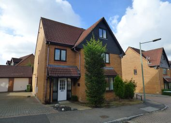 Thumbnail 5 bed detached house to rent in Knapp Gate, Shenley Church End, Milton Keynes
