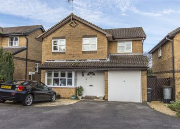 Thumbnail 4 bed detached house for sale in Chepstow Close, Chandler's Ford, Eastleigh, Hampshire