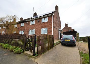 Thumbnail 3 bed semi-detached house for sale in Mitford Road, Hunmanby, Filey