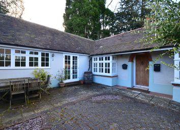 Thumbnail 2 bed detached bungalow for sale in Old Church Lane, Farnham, Surrey