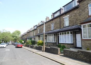 Thumbnail 4 bed terraced house to rent in Leyburn Grove, Shipley