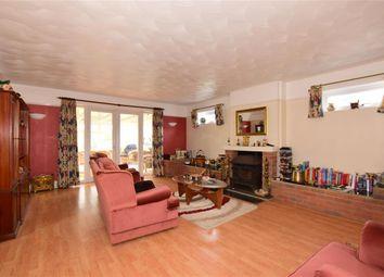 Thumbnail 4 bed detached bungalow for sale in Hever Avenue, West Kingsdown, Sevenoaks, Kent