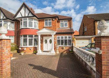 4 bed semi-detached house for sale in George V Avenue, Pinner, Middlesex HA5