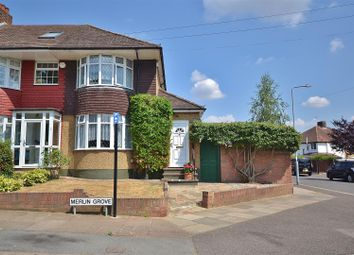 Thumbnail 2 bed end terrace house for sale in Merlin Grove, Ilford