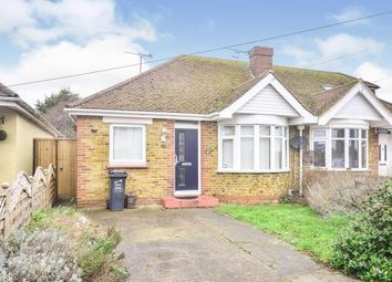 Thumbnail 3 bed bungalow for sale in Newington Road, Ramsgate, Kent, .