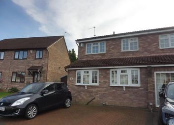 Thumbnail 3 bed property to rent in Jestyn Close, Michaelston-Super-Ely, Cardiff