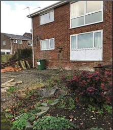 Thumbnail 2 bed flat for sale in Honister Drive, Cockermouth