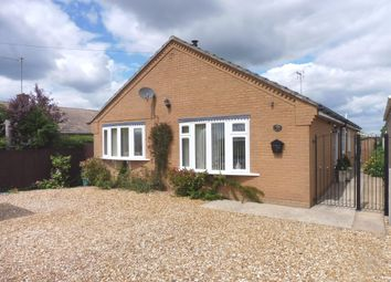 Thumbnail 4 bed detached bungalow for sale in High Road, Newton, Wisbech