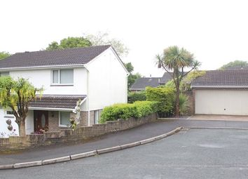 Thumbnail 4 bedroom detached house for sale in Collaford Close, Yealmpstone Farm, Plympton, Plymouth