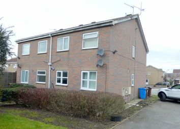 Thumbnail 1 bed flat to rent in Bannister Drive, Hull, East Riding Of Yorkshire