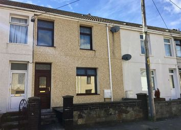 Thumbnail 3 bedroom terraced house for sale in Pencae Terrace, Llanelli