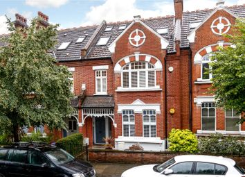 Thumbnail 4 bed maisonette for sale in Merton Hall Road, London